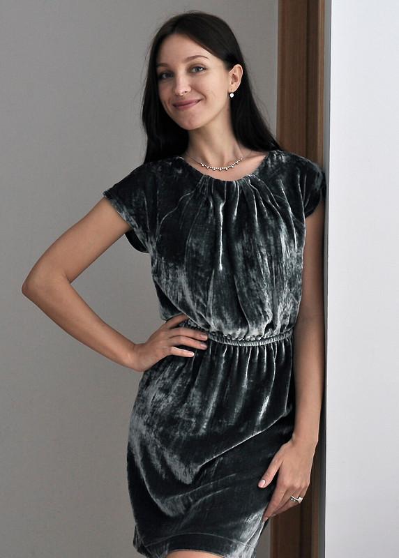 Платье от Nadia
