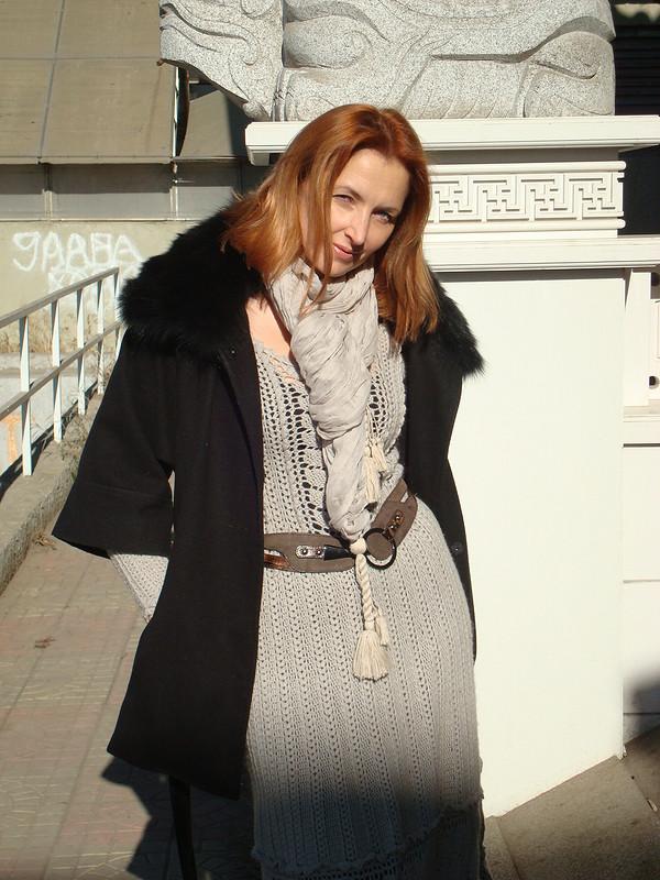 Вязаное кашемировое от вероникавера