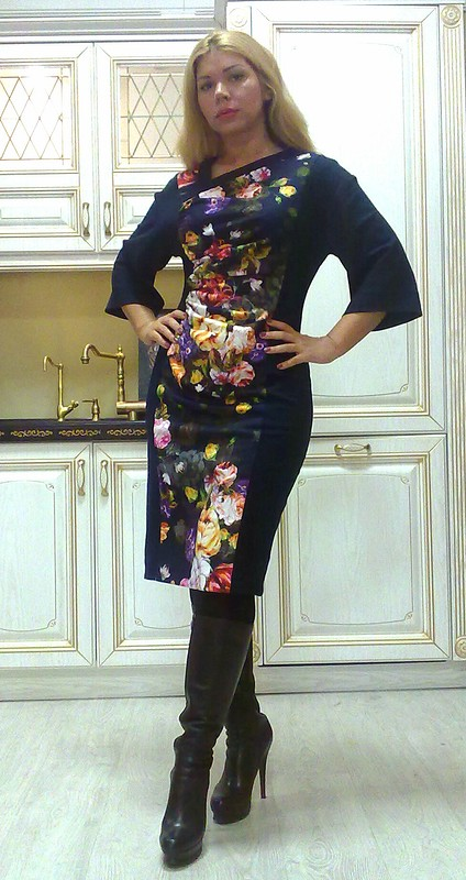 И платье неАзия! от YliaM