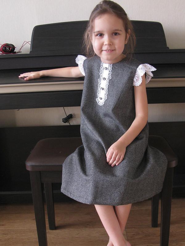 Платье-сарафан от Люба Штур