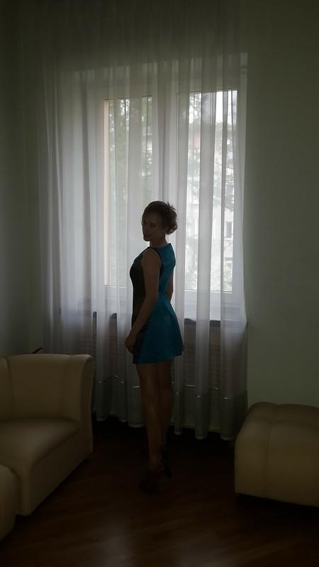 Бирюзовая феерия от Lis Pyatkova