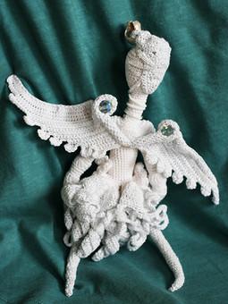 Работа с названием Принц ангелов