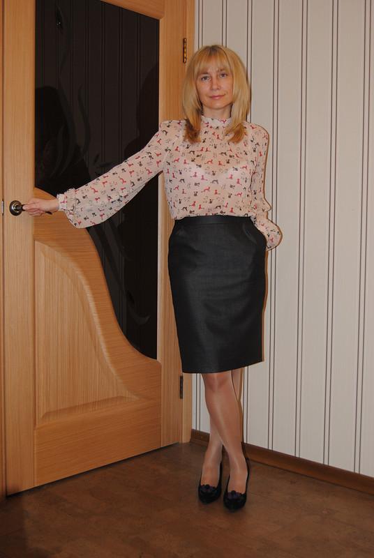 Блуза от Гордеева Татьяна