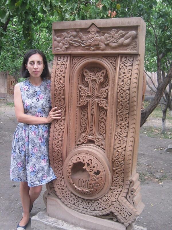 Платье праздник от Arpine Sargsyan