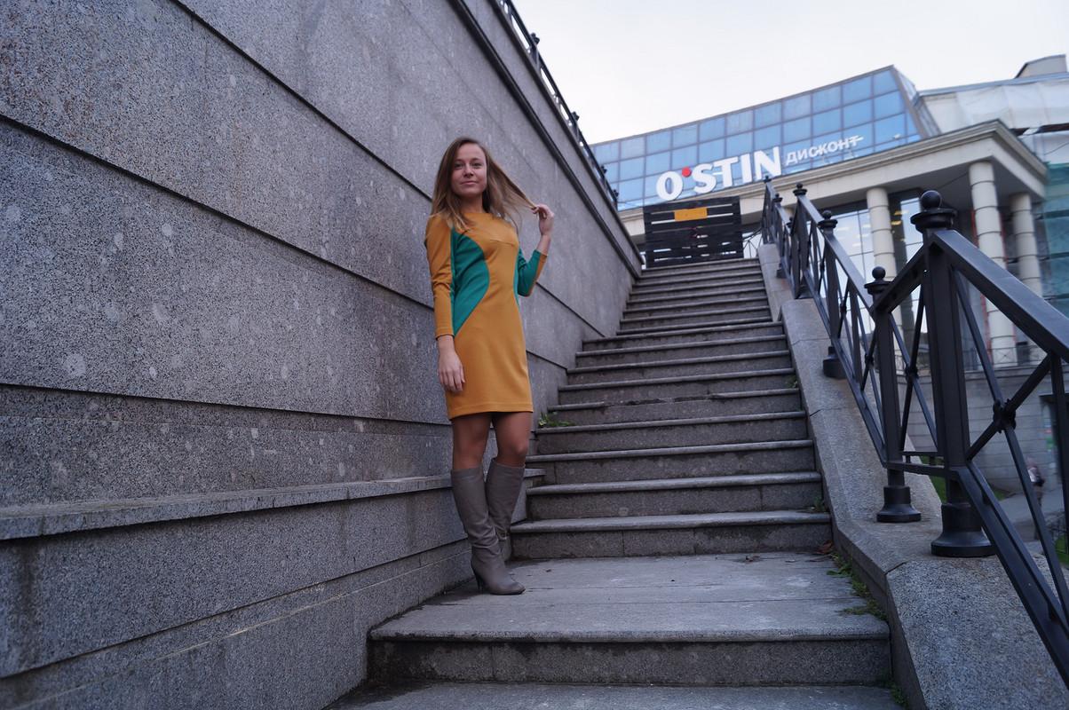 Второе платье изпосылки от Riv_Ira