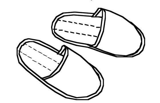 Домашние тапочки— шьем сами