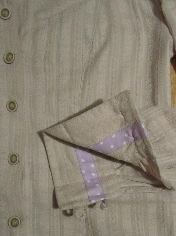 Первая рубашка от Татти