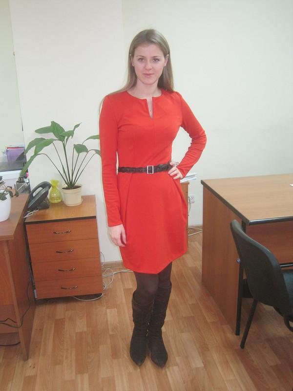 Оранжевое от VikiM