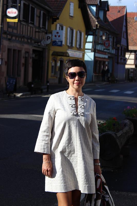 платье от Sannier