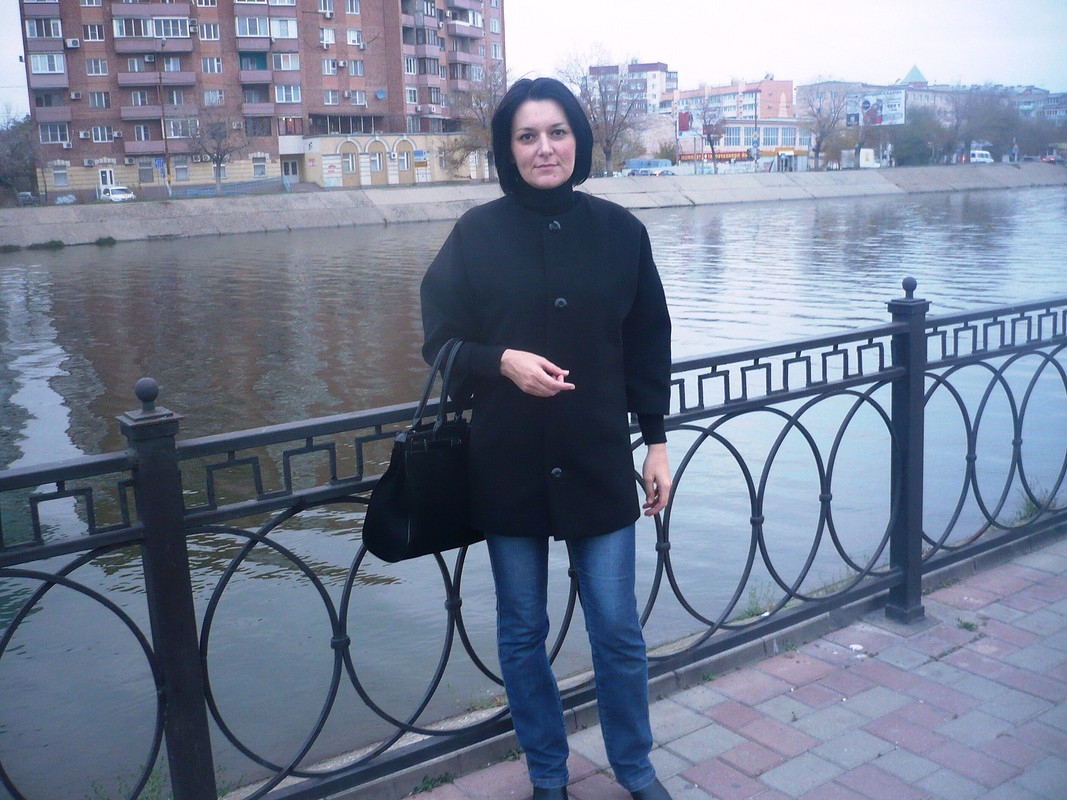 пальто от Роксана A