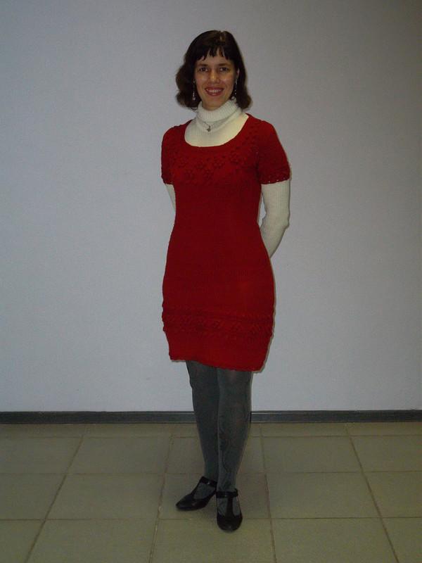 Платье учебное иполюбившееся от ninok