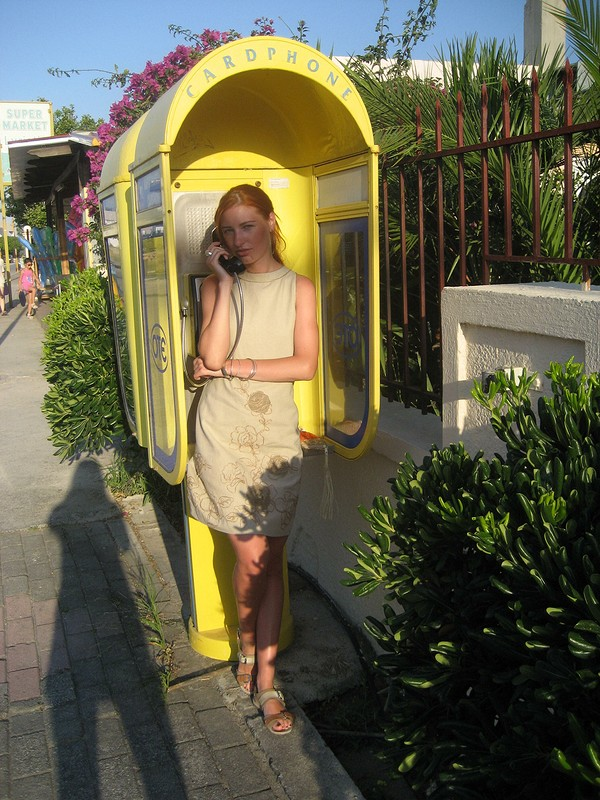 Платье свышивкой от Вера Волхонская
