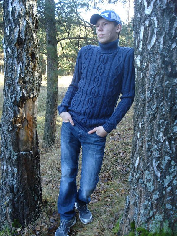 Пуловер от Фотинья