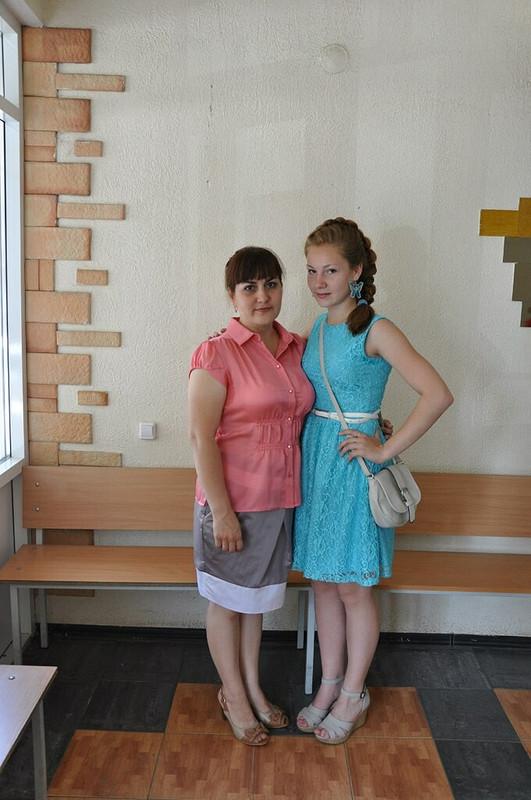 Выпускное платье от Nataliy Sonina
