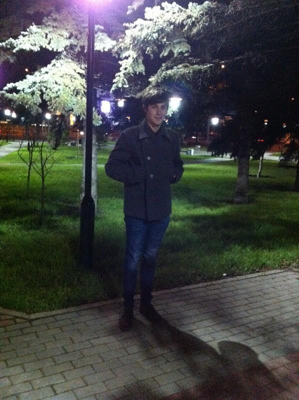 Первое пальто от Евгения Ильина