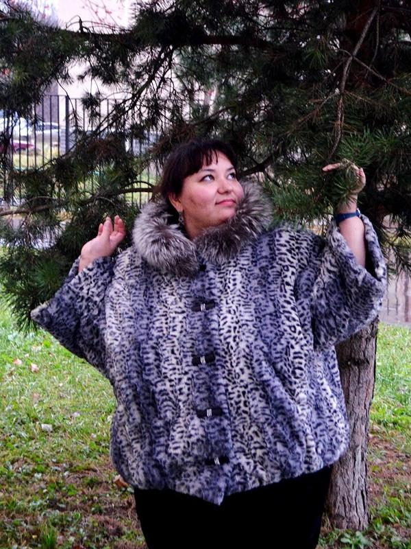 Меховая курточка «Скоро зима» :))) от Verevochca