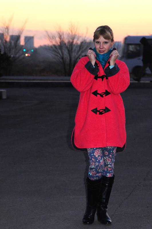 Пальто конца прошлого века...=) от МариАска