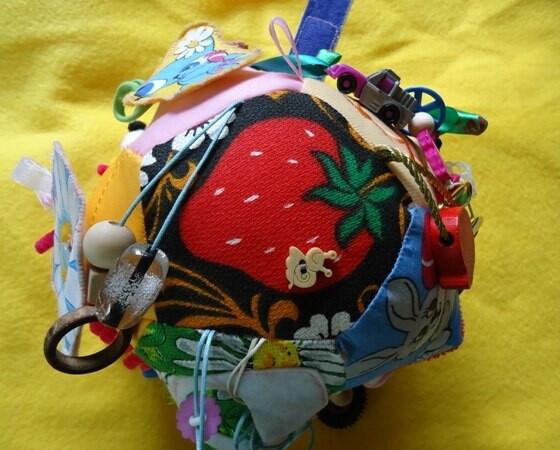 Развивающая игрушка - «звездочка». от АннаPC