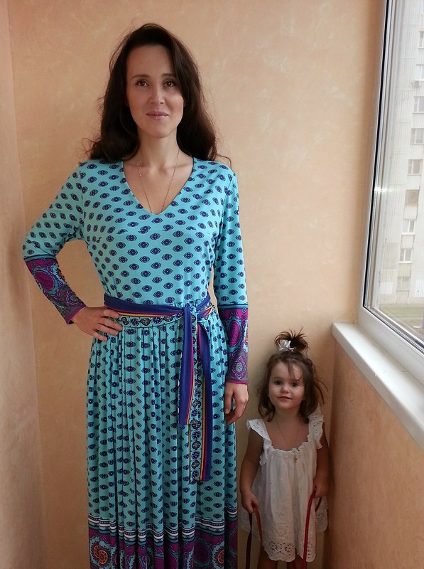 Платье изсказки от Анастасия Смотрина
