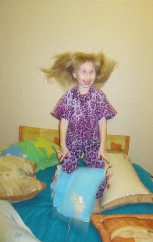 Хищная пижама