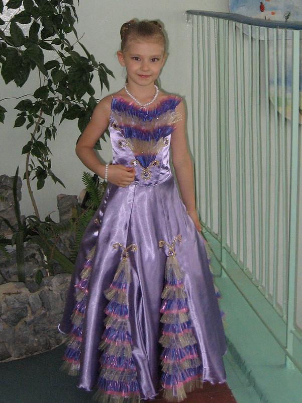 выпускное платье от borisowa