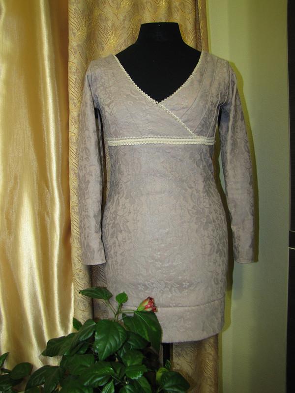 Платье воблипочку