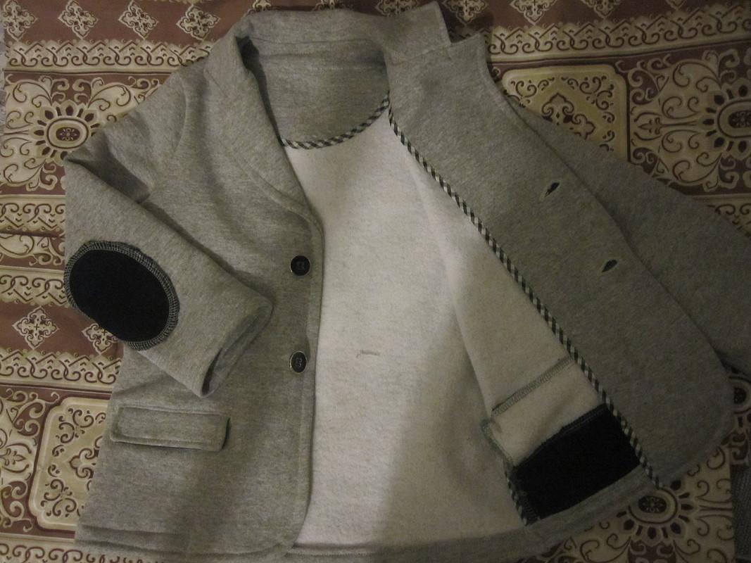 Пиджак длявнука от grin10