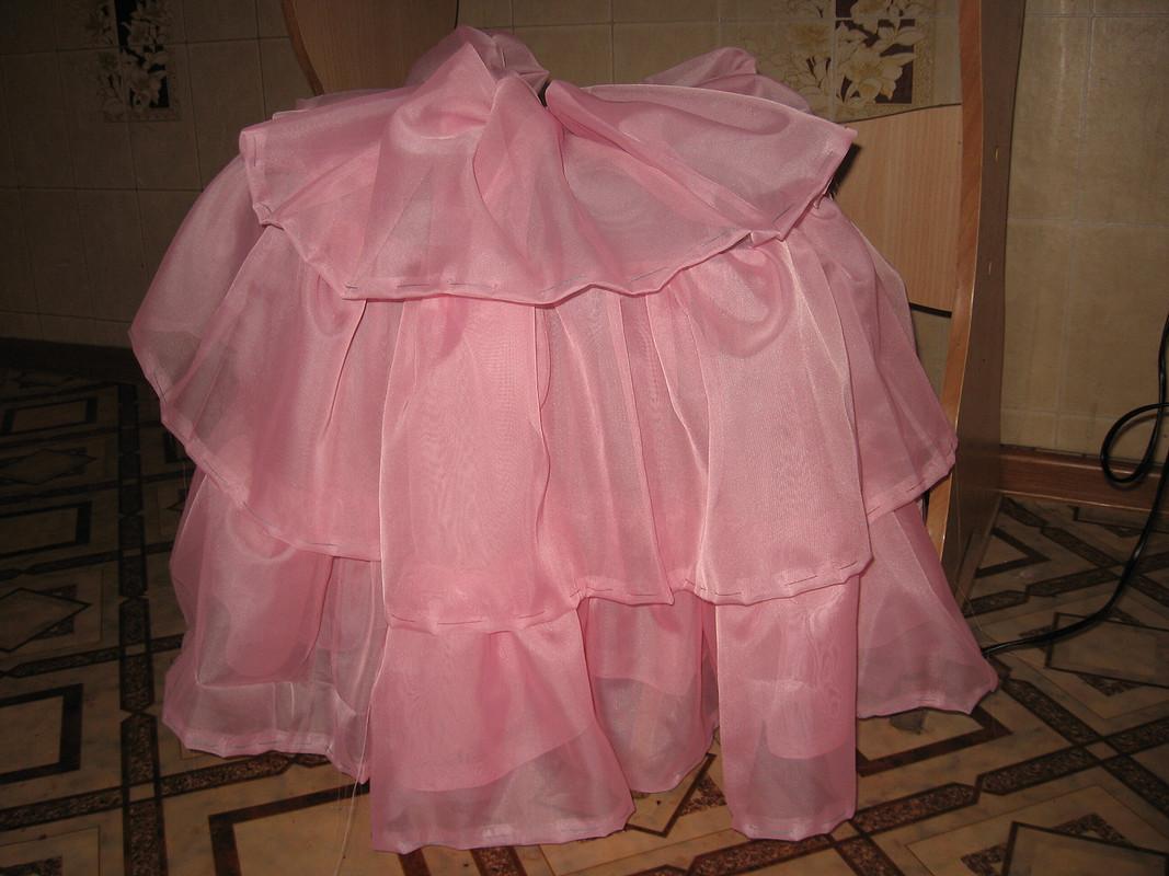 новогоднее платье племяшке 2011 от borisowa