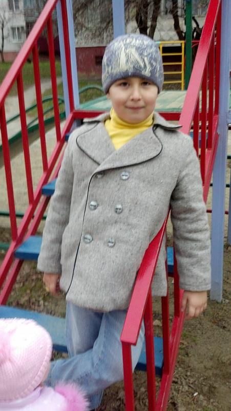 Мой лондонский денди, или пальто длясына.