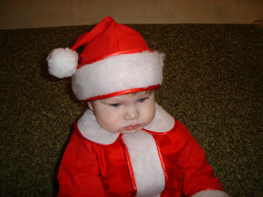 Маленький Дед Мороз