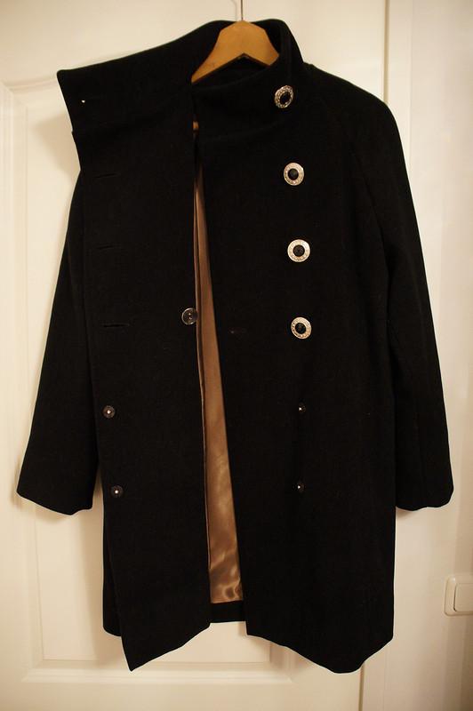Мой дебют наФФ: осеннее пальто от olgala