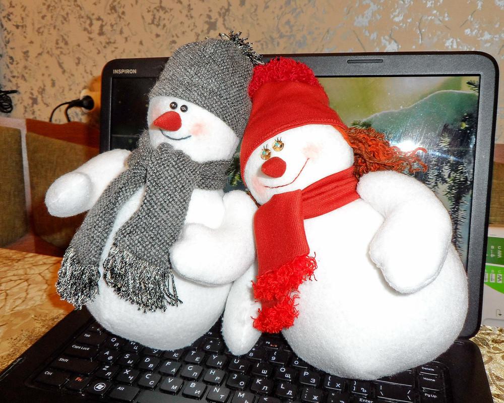 Снежок иСнежана)) от Ната82