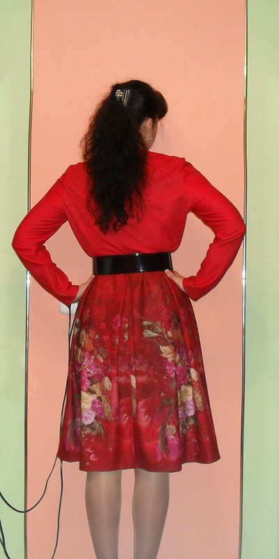 Букетное платье от Ольга Д