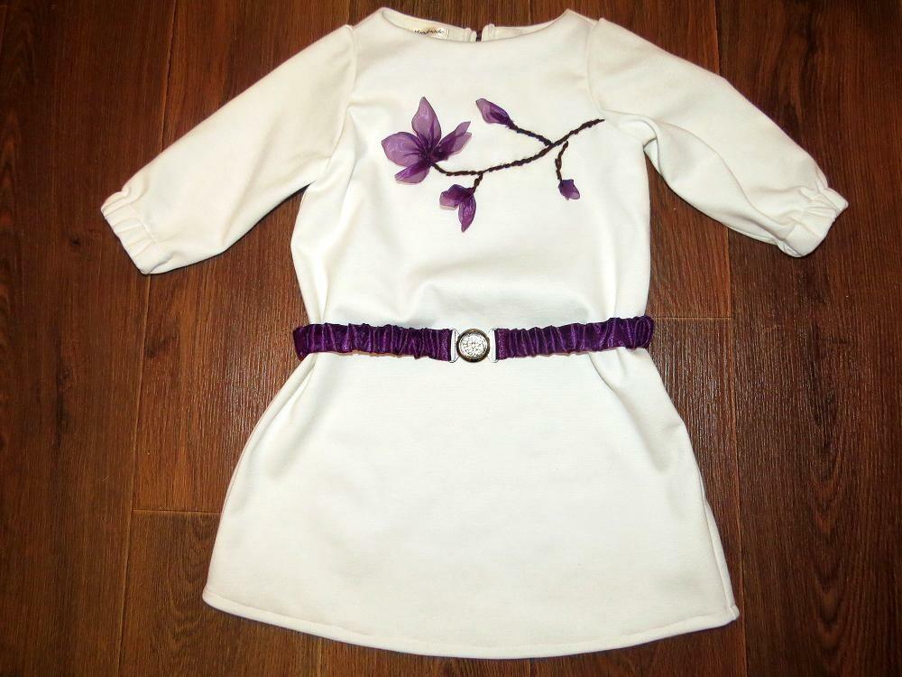 Платье Магнолии от Anna-donetsk