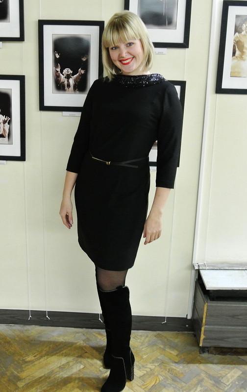 платье сизюминкой от Tanusha84