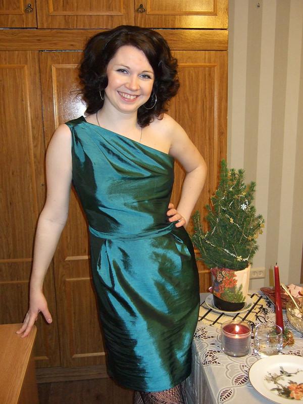 Новогоднее платье от Velmann