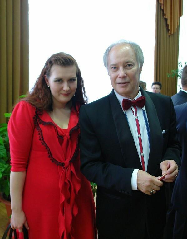 Любимое красное платье от Ольга Стефанович