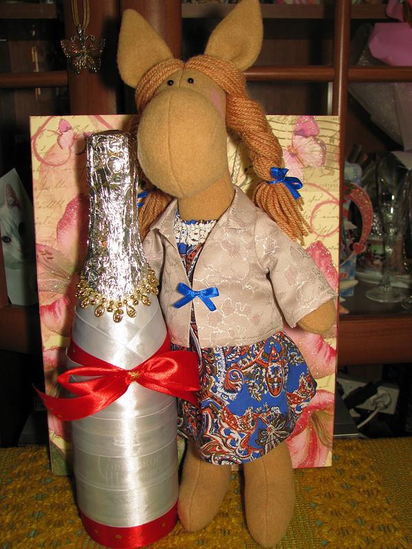 Лошадка Маргарита. от Lena 70