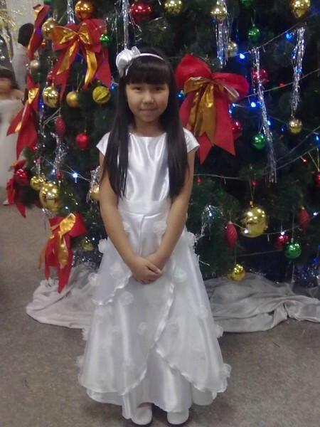 Платье сцветами от Nazira80