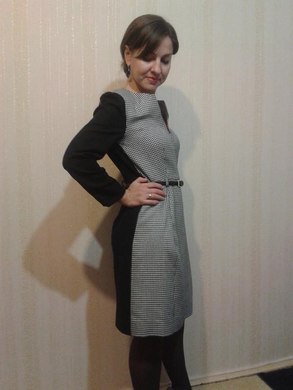 Платье изтого,что было! от Ирина  Веретенникова