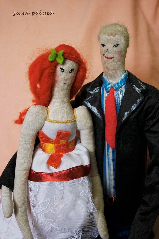 мои куколки от Zilka