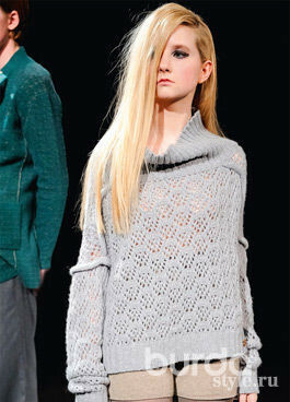 Итоги конкурса «Модное вязание»