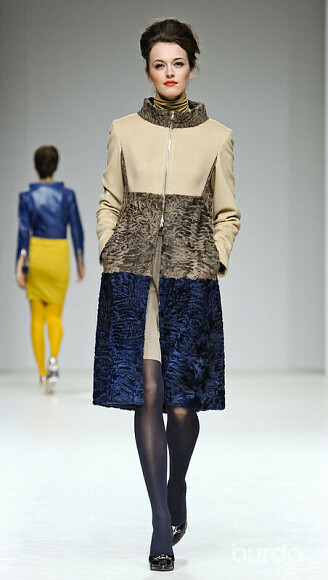 Шубки: мода 2014