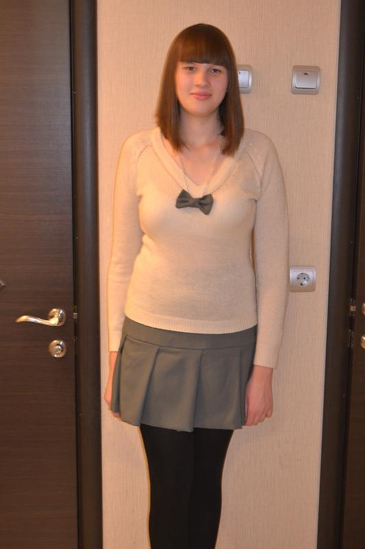 Школьная юбка от Мицкевич Катерина