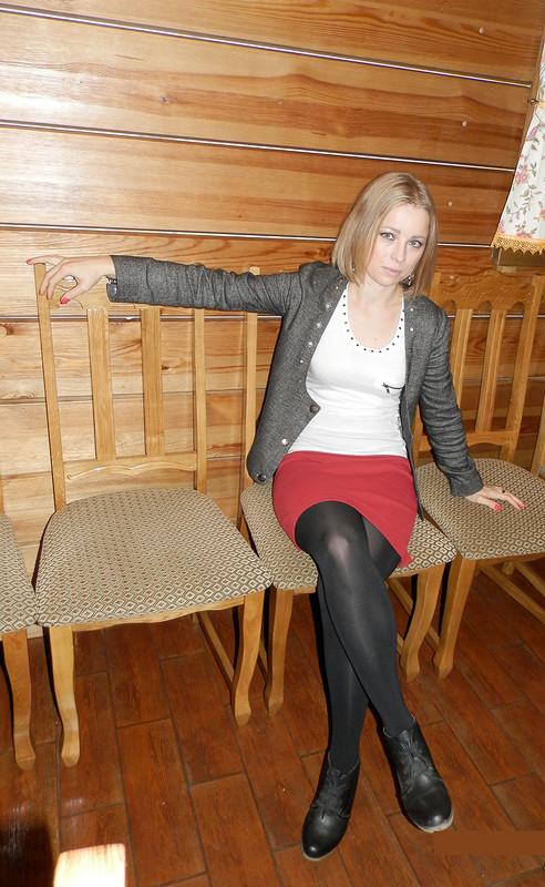 Жакет от OlesyaLesya