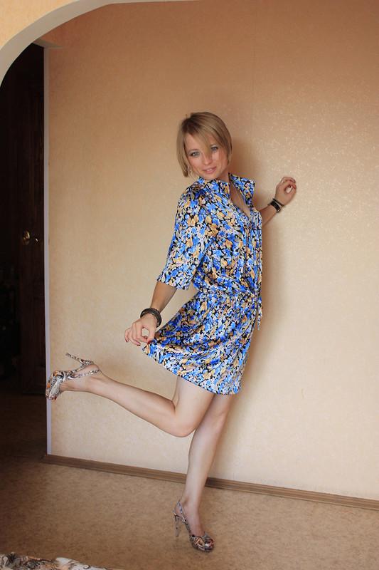 Платье от OlesyaLesya