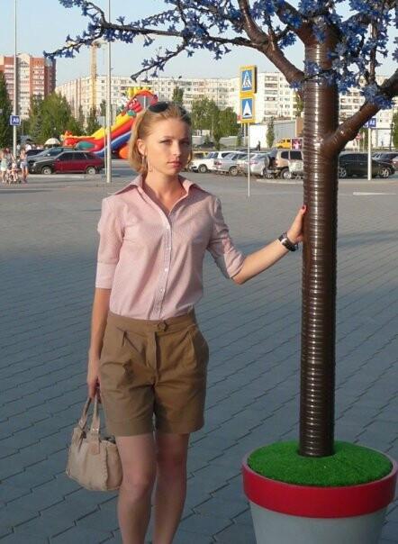Рубашка ишорты от OlesyaLesya