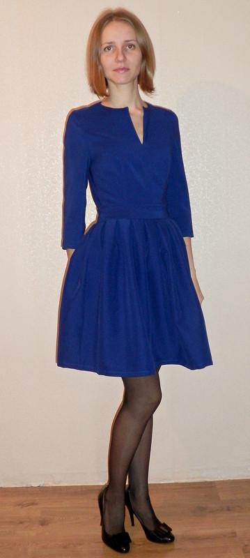 Платье от tihonea