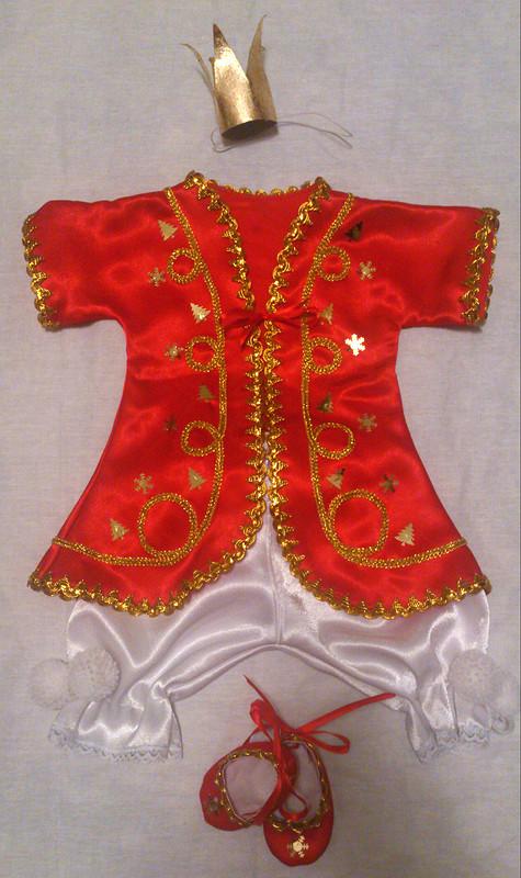 костюм Королевны от Yalunya