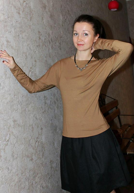 Пуловер издекабрьского номера